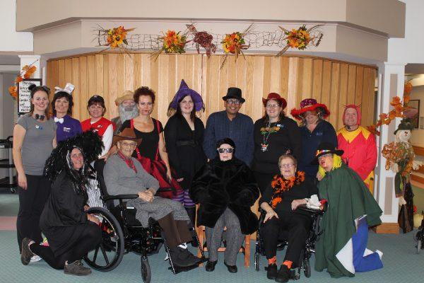 Huronlea - Halloween