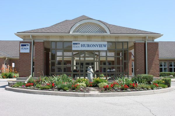 Huronview - Front Entrance