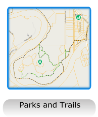 Parks and Trails Viewer