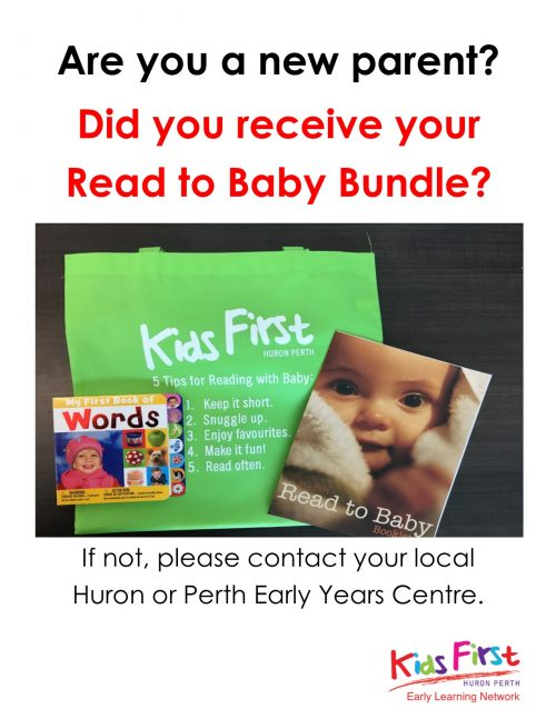 Read to Baby Bundle Poster