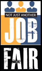 Not Just Another Job Fair Logo