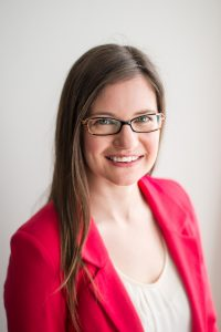 photo of new director of cultural service, Beth Rumble