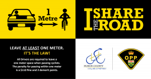 Share the Road Promotion