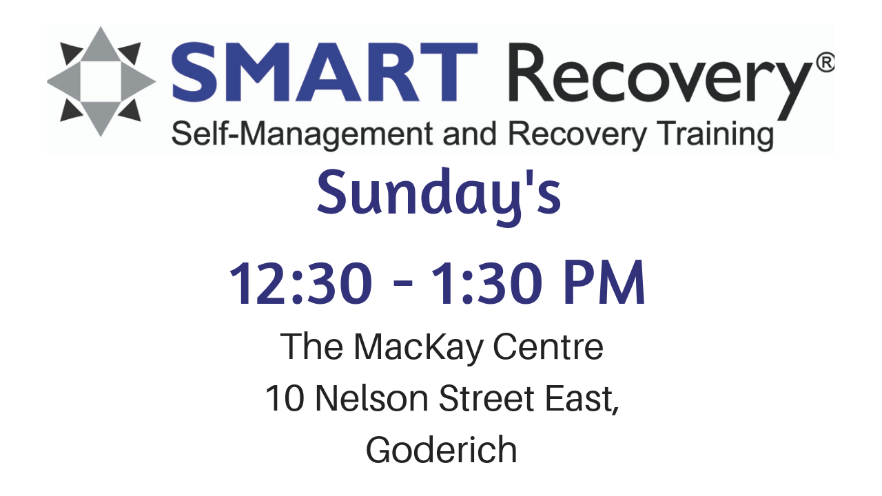 SMART Recovery Meeting, Goderich
