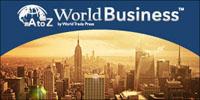 AtoZ World Business Logo