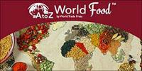 AtoZ World Food Logo