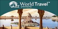 AtoZ World Travel Logo