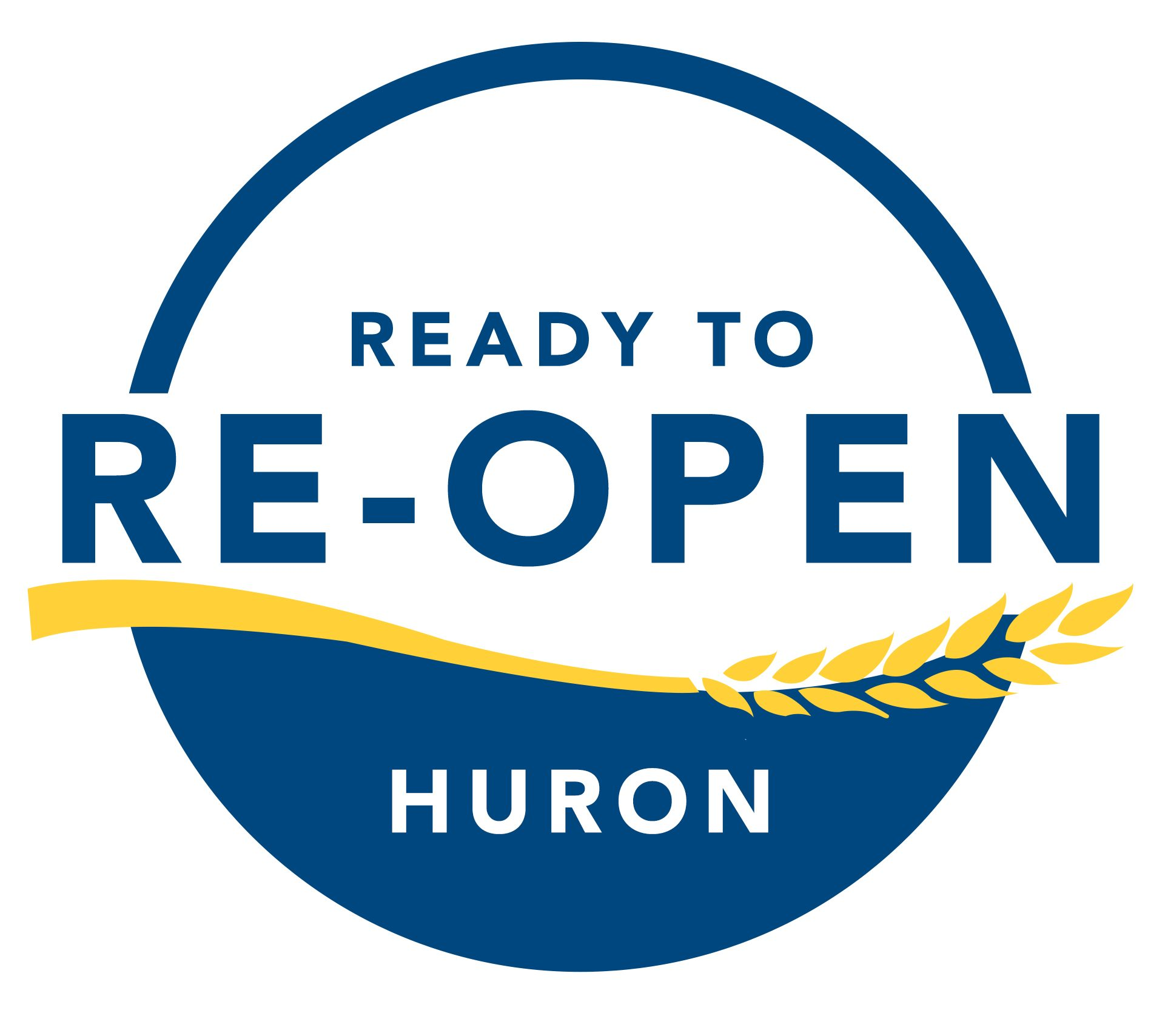 Ready to ReOpen Logo