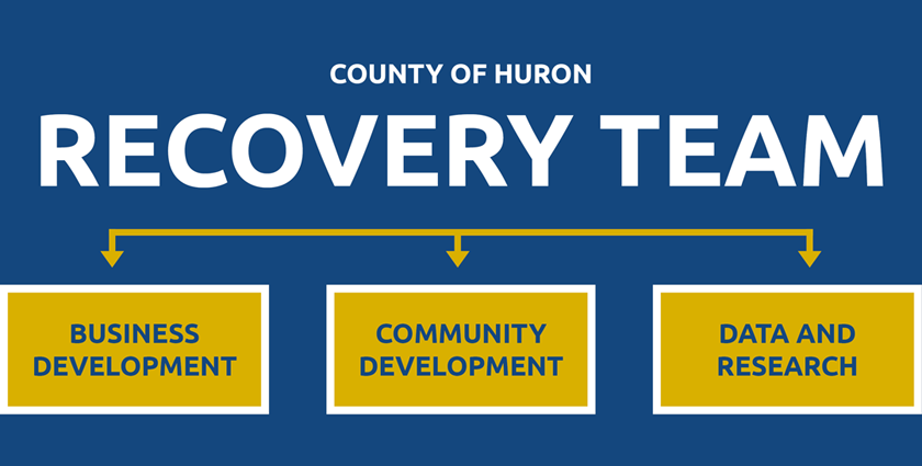 County of Huron Recovery Team