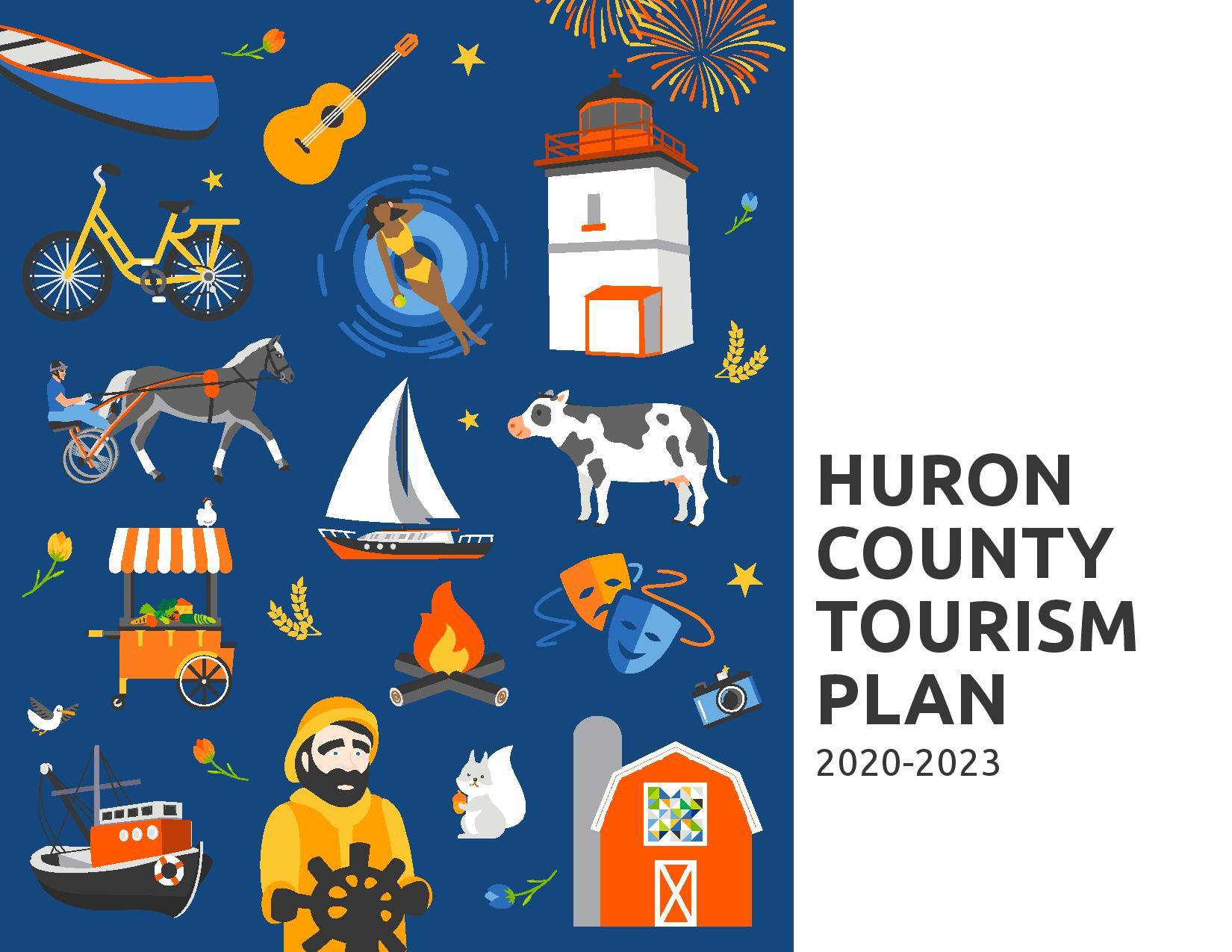 Huron County Tourism Plan, 2020-2023