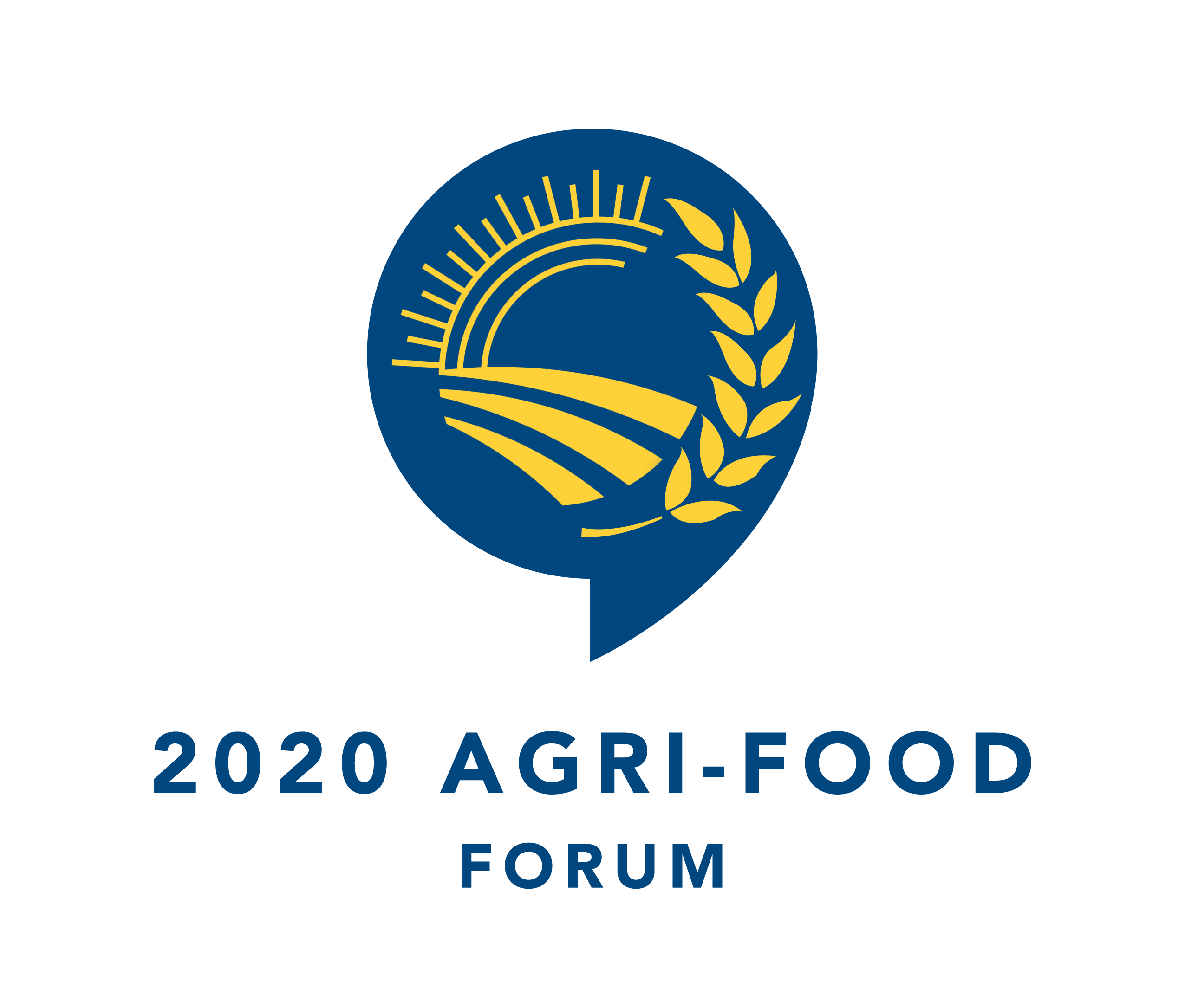 2020 Agri-Food Forum - Logo