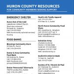 Huron County Community Resources