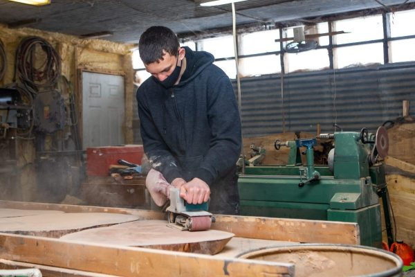 The Whistling Woodworker