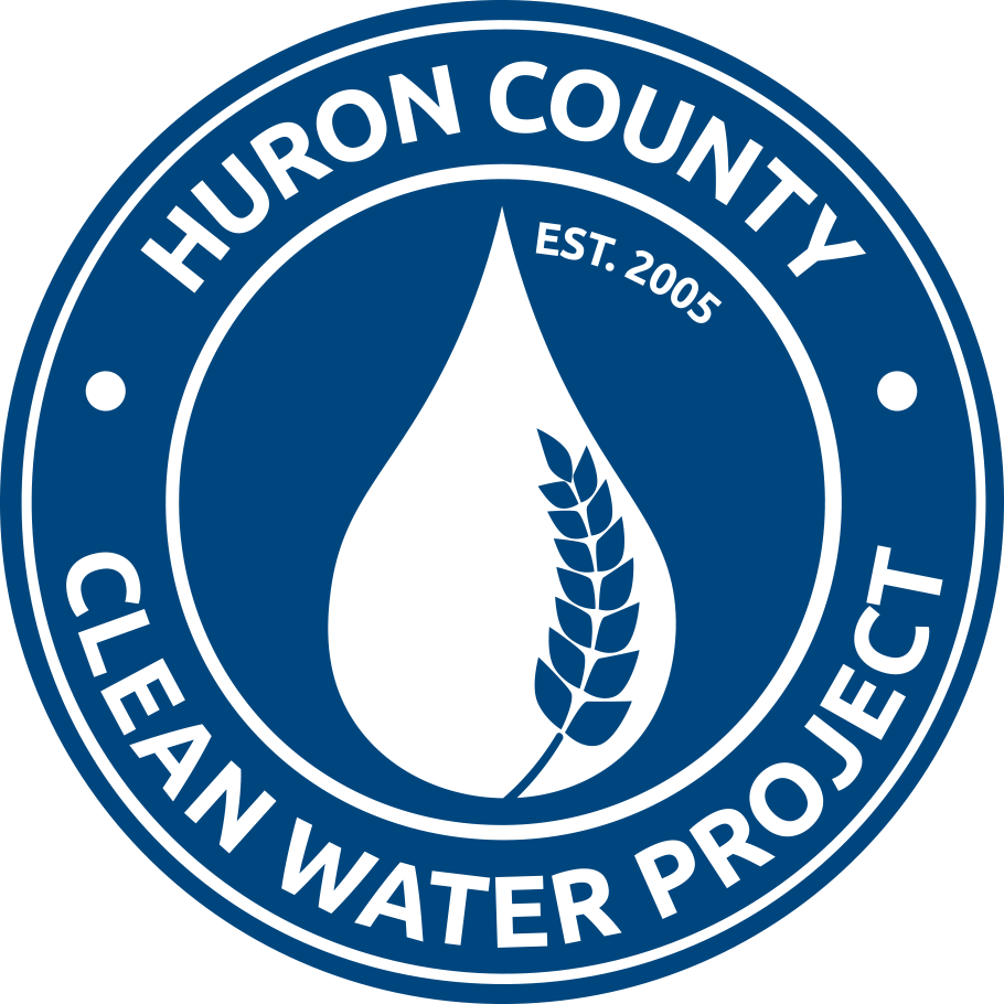 Huron County Clean Water Project Logo