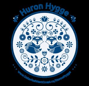 Huron Hygge logo