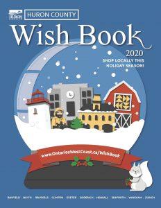 Huron County Wish Book logo